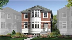 Sauganash Glen by K. Hovnanian Homes: 5404 West Devon Avenue Chicago, IL 60646 Phone:773-853-0062 Bedrooms: 5 - 5 Baths: 3 - 3 Sq. Footage: 4179 - 4684 Price: From $819,995 Single Family Homes Check out this new home community in Chicago, IL found on http://www.newhomesdirectory.com/Chicago