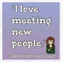 INFJ/Introvert