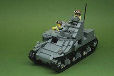 Brickmania M3 Lee tank (1)   Flickr - Photo Sharing! Lego Ww2, Lego Army, M3 Lee, Lego Boards, Lego Mecha, Awesome Lego, Cool Lego Creations, Lego Projects, Lego Stuff