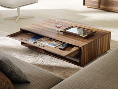 Contemporary Coffee Table Design Ideas in the Living Room -