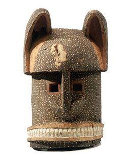 Dogon Hyena Mask 40, Mali