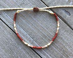 Braided Bracelets, Seed Bead Bracelets, Seed Bead Jewelry, Beaded Jewelry, Handmade Jewelry, Seed Beads, Diy Friendship Bracelets Patterns, Beaded Bracelet Patterns, Beaded Anklets