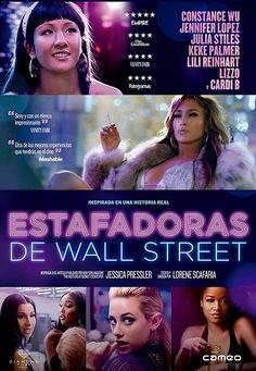 """""""ESTAFADORAS DE WALL STREET"""" dirixida por Lorene Scafaria"""