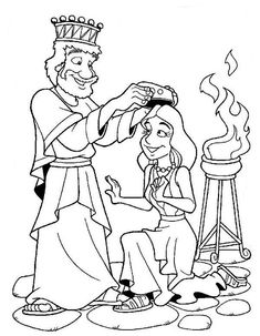 Esther coloring page Sunday School 3 4yr Pinterest Sunday
