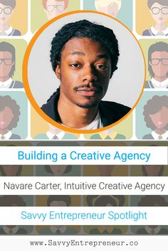 Navare Carter, Owner of Intuitive Creative Agency shares his knowledge on growing a business and cultivating genuine relationships. Event Marketing, Social Marketing, Business Marketing, Digital Marketing, Growing Business, Competitor Analysis, Digital Media, Personal Branding, Blog Tips
