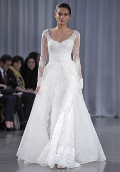 Monique Lhuillier | Fall 2013 | Wedding Dresses