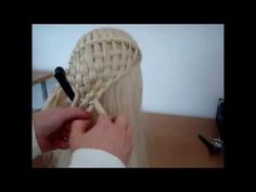 Braid Combo - water fall braid - basket braid - dutch braid - fishtail b...