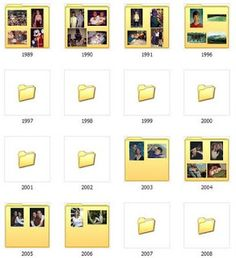 Organizing your digital photographs (Part 1, Folders) : Jack and Mandy - The Blog