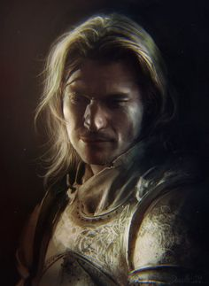 Game of Thrones - Jamie Lannister by Ania Mitura