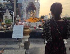 In Thailandia, prima parte.