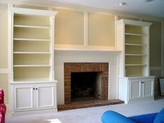 Love These Built Ins