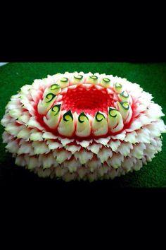 #Watermelon Cake #Food