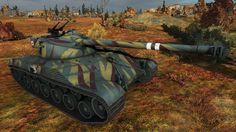 WoT Bat-Chatillon 25 t | 7.400+ DMG | 1.500+ EXP | 12 kills - Tundra