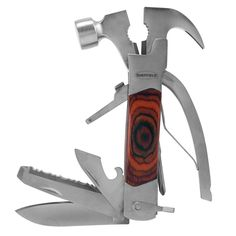 Sheffield 14 in 1 Hammer Multi Tool-12913 - The Home Depot