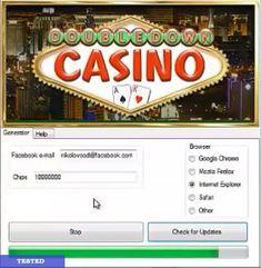 Double down casino hack
