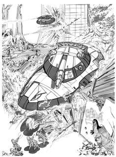 The Tank Busters by Sabakakrazny.deviantart.com on @DeviantArt
