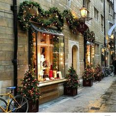 Store exterior decorated for Christmas (@bateni.m) • Instagram photos and videos Merry Christmas Song, Christmas Songs Lyrics, Christmas Scenes, Merry Christmas And Happy New Year, Christmas Photos, Christmas 2019, Christmas Lights, Christmas Decorations, White Christmas