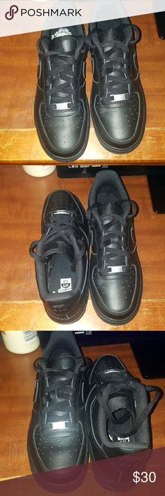 722071fd572e Nike Nike uptowns ( Airforce 1) only worn once great condition Nike Shoes  Sneakers