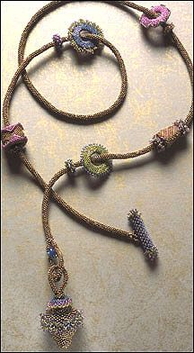 Simply Elemental Necklace Kit by Cynthia Rutledge $68
