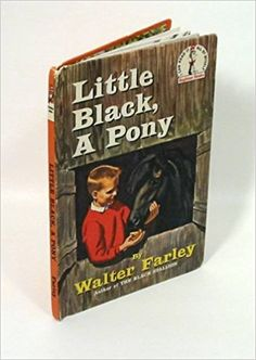 Little Black, A Pony: Walter Farley, James Schucker: 9780760721926: Amazon.com: Books