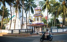 The Best Place To Travel In December - Kochi, India, the historic center Call at 9999194676 and organize your Trip Now! http://saxsonstravel.com/southern.html