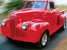 Custom Classic Trucks Magazine '46 Studebaker