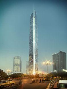 Nanjing Tower on Behance