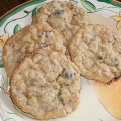 Oatmeal Craisin Cookies Recipe - craving these!
