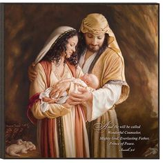 """""""And He will be called Wonderful Counselor, Mighty God, Everlasting Father, Prince of Peace."""" ~  Isaiah 9:6"""