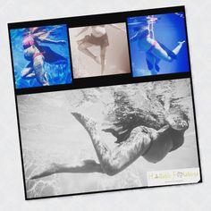 My Underwater Pregnancy Photoshoot! So FUN!