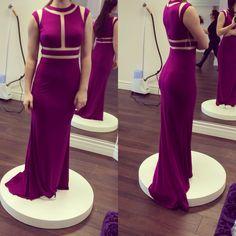 Magenta prom dress// Studio 17 style #12518