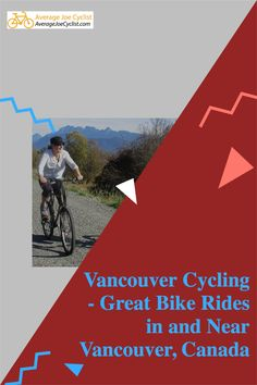 This post showcases great bike rides in and around Vancouver, Canada. Vancouver cycling offers a range of options, from adventurous and athletic to easy and family friendly. Includes great bike rides in Vancouver, Burnaby, Port Coquitlam, Pitt Meadows, Richmond, and Vancouver Island. #AverageJoeCyclist #cycling #Vancouver #VancouverCycling Child Bike Seat, Gps Bike, Indoor Bike Trainer, Best Electric Bikes, Cycling For Beginners, Female Cyclist, Average Joe, Bike Rides, Cycling Workout