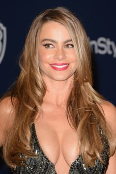 Sofia Vergara - 2014 InStyle and Warner Bros. Golden Globe Awards Post-Party (Jan. 12)