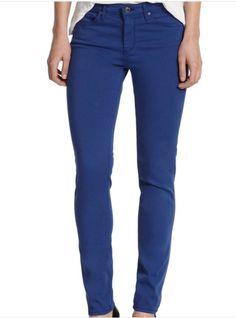 Priceless Women s Soft Skinny Pants  Royal Blue  M 26bdf511d