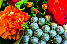 bloemen van mijn verjaarsboeket