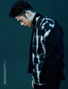 Style Korea: The Art of Korean Fashion • Beenzino for Harper's Bazaar Korea January 2016....