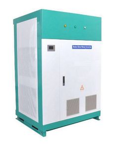 Large Pure Sine Wave Off Grid Inverter DC to AC Power This new line of Pure Sine Wave Inverters puts out much more power than m. Off Grid Inverter, Solar Inverter, Sine Wave, Solar Projects, Off The Grid, Ac Power, Locker Storage, Waves, Pure Products