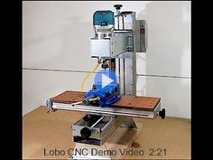 Inexpensive CNC Milling machine.  Open source, good z-axis control, closed loop controls. $878.  Lobo CNC Milling Machine Project