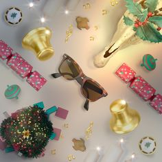 Put the merrymaking on pause. Its time to crack out the gift wrap. Shop our #WorldwideWonderland