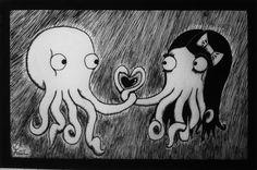 Octopi need love too