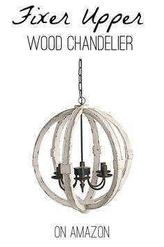 Favorite Light Fixtures For Fixer Upper Style Farmhouse