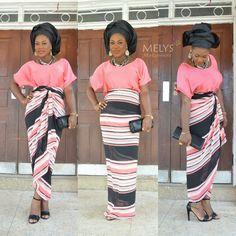 Melys Beauty : Iro and Buba revamped/ Plain Vs Tulip wrap?