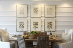 In Good Taste: Pizitz Home - Design Chic Coastal Living, Coastal Decor, Coastal Style, Coastal Colors, Home Interior, Interior Design, Interior Walls, Modern Interior, Interior Decorating