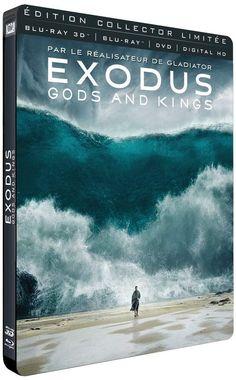 Exodus en blu-ray métal collector édition limitée