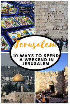 With the all the religious sites in Jerusalem, you would think that things to do in Jerusalem only consist of pilgrimage activities. That couldn't be far from the truth. I have had quite a few trips to Jerusalem so I…