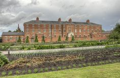 The Old Workhouse at Southwell, Nottinghamshire