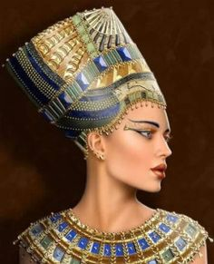 ♔ Ancient Egypt Style
