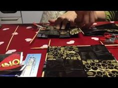 2 Neliöpunonta RUUDUN KOKOAMINEN - YouTube Candy Wrappers, Recycling, Weaving, Christmas Tree, Holiday Decor, Youtube, Paper Crafts, Upcycling, Crates