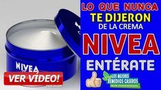 Para Que Sirve La Crema Nivea Siempre Dicen Que La Crema Nivea Es Buen Youtube Nivea La Crema