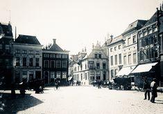 Grote Markt richting Zwanestraat 1902